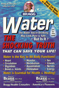 Click to enlarge Book: Water: The Shocking Truth
