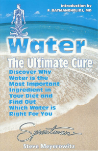 Click to enlarge Book: Water: The Ultimate Cure