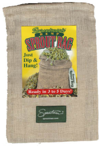 Click to enlarge Sproutman's Hemp Sprout Bag