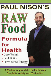 Click to enlarge Book: Raw Food Formula for Health