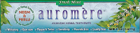 Click to enlarge Auromere Toothpaste, Fresh Mint (4.16 oz with Neem and Peelu)
