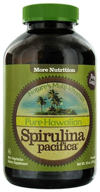 Click to enlarge Spirulina Pacifica, Hawaiian, powder (16 oz / 454 g)