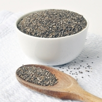 Click to enlarge Chia Seeds, Raw Power (16 oz, raw, premium)