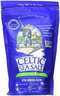 Click to enlarge Celtic Sea Salt, bag (8 oz)