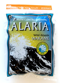 Click to enlarge Alaria (Wild Atlantic Wakame, 2 oz, raw, certified organic)