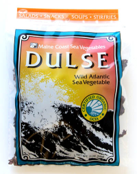 Click to enlarge Dulse (2 oz, raw, certified organic)