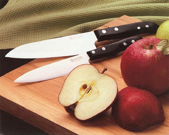 Ceramic Knife, Kyocera (5-inch slicing knife)