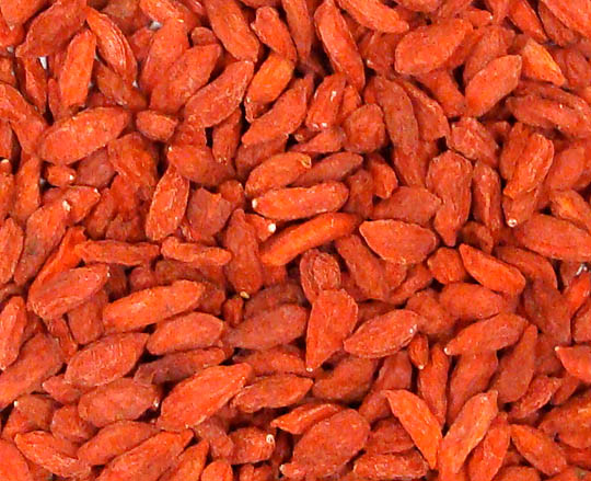 Goji Berries, Raw Power (8 oz, raw, certified organic)