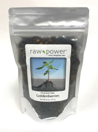 Click to enlarge Goldenberries (Incan Berries), Raw Power (8 oz, Premium)