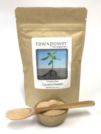 Click to enlarge Lucuma Powder, Raw Power (8 oz, Premium)
