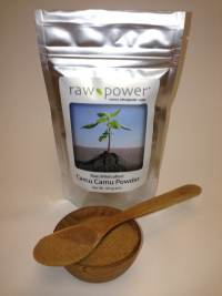 Click to enlarge Camu Camu Berry Powder (Super Vitamin C!), Raw Power (100g/3.5oz, raw, wildcrafted)