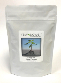 Click to enlarge Maca Powder, Raw Power (premium raw superfood)