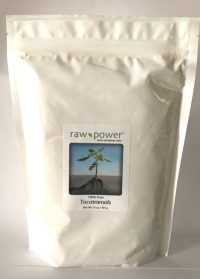 Click to enlarge Tocotrienols, Raw Power (16 oz, Raw Rice Bran Solubles, made in the USA!)