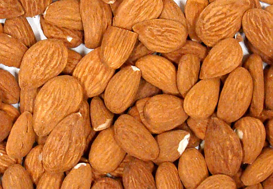 Almonds, Raw Power (8 oz, Premium Raw, Shelled)