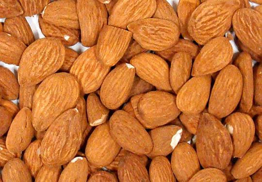 Almonds, Raw Power (8 oz, Premium Raw, Shelled)