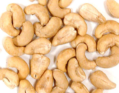 Cashews, Raw Power (8 oz, raw, certified organic)