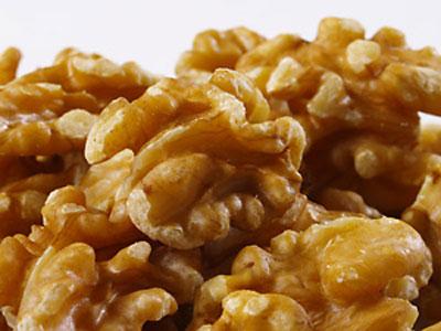 Walnuts, Raw Power (8 oz, raw, shelled, certified organic)