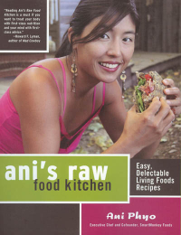 Click to enlarge Book: Ani's Raw Food Kitchen