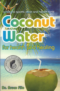 Click to enlarge Book: Coconut Water for Health and Healing