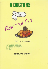Click to enlarge Book: Doctor's Raw Food Cure, A