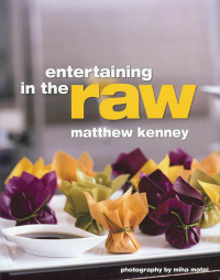 Click to enlarge Book: Entertaining in the Raw