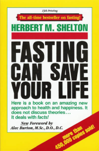 Click to enlarge Book: Fasting Can Save Your Life