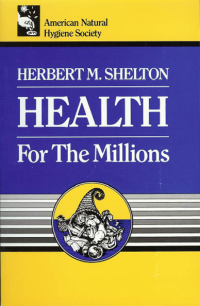 Click to enlarge Book: Health for the Millions