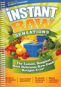 Click to enlarge Book: Instant Raw Sensations