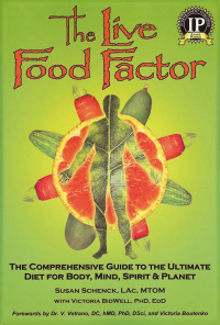 Click to enlarge Book: Live Food Factor, The