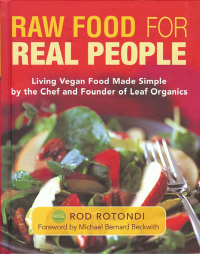 Click to enlarge Book: Raw Food for Real People