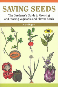 Click to enlarge Book: Saving Seeds