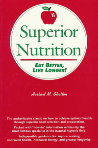 Click to enlarge Book: Superior Nutrition