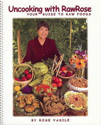 Click to enlarge Book: Uncooking with RawRose