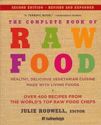 Click to enlarge Book: Complete Book of Raw Foods, The
