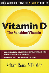 Click to enlarge Book: Vitamin D: The Sunshine Vitamin