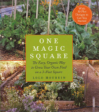Click to enlarge Book: One Magic Square: The Easy, Organic Way to Grow Your Own Food on a 3-Foot Square