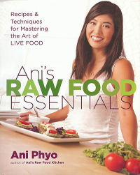 Click to enlarge Book: Ani's Raw Food Essentials: Recipes and Techniques for Mastering the Art of Live Food