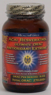 Book: Resveratrol, One of Today's Powerful Antioxidants