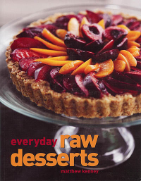 Click to enlarge Book: Everyday Raw Desserts