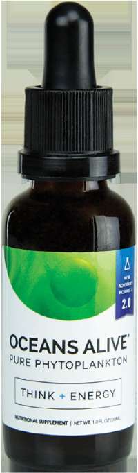 Click to enlarge Ocean's Alive Marine Phytoplankton 2.0, 30 ml (1 oz)