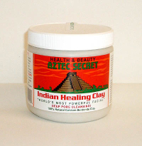 Click to enlarge Indian Healing Clay, Aztec Secret (16 oz / 454 g)