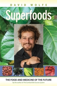 Click to enlarge Book: Superfoods, The Food and Medicine of the Future