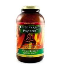 Click to enlarge Elite Green Protein, Cool Green flavor (500g / 17.6 oz)