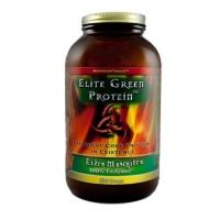 Click to enlarge Elite Green Protein, Elite Mesquite flavor (500g / 17.6 oz)