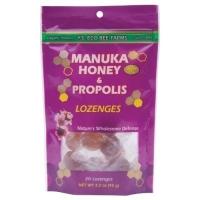Click to enlarge Lozenges, Manuka Honey and Propolis, YS Organic (20 lozenges, 3.2 oz)