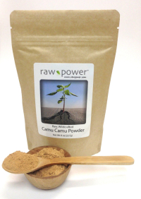 Camu Camu Berry Powder, Raw Power, 8 oz (227g), raw, wildcrafted