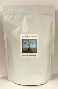 Click to enlarge Brazil Nut Protein Powder, Raw Power (One Kilo (2.2 lbs), Premium)