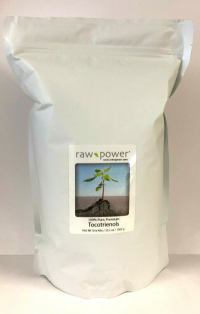 Click to enlarge Tocotrienols, Raw Power (One KILO (2.2 lbs), Raw Rice Bran Solubles, made in the USA!)