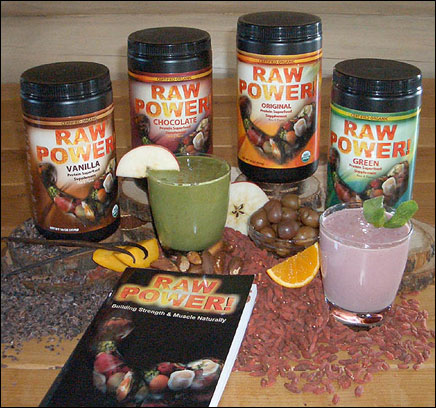 Raw Power Products